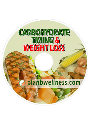 carbonhydrate timing and weight loss