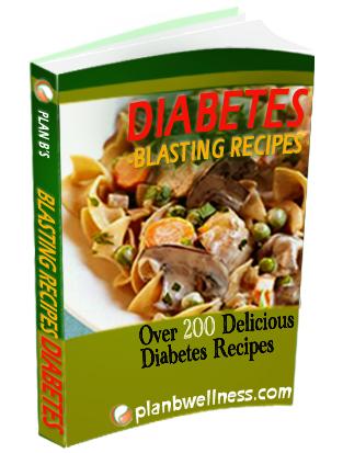 diabetes blasting recipes