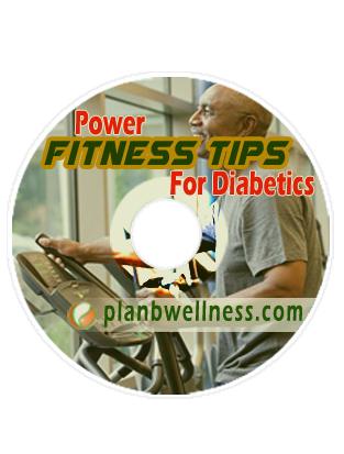 power fitness tips for diabetes