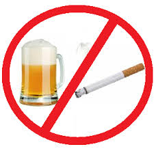 Avoid Caffeine, Smoking And Alcohol