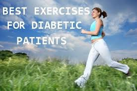 USING EXERCISE AS A HOME REMEDY FOR DIABETES