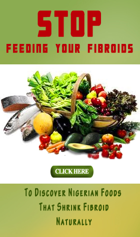 stop feeding your fibroids