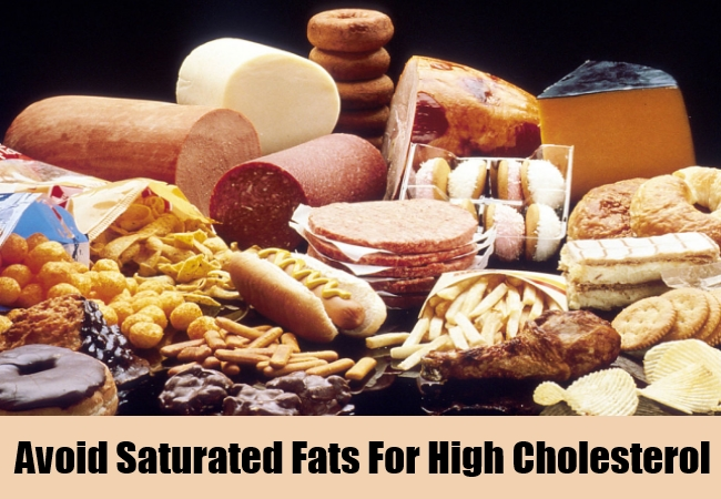 Avoid-Saturated-Fats-For-High-Cholesterol