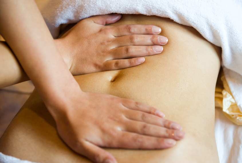 fertility massaging