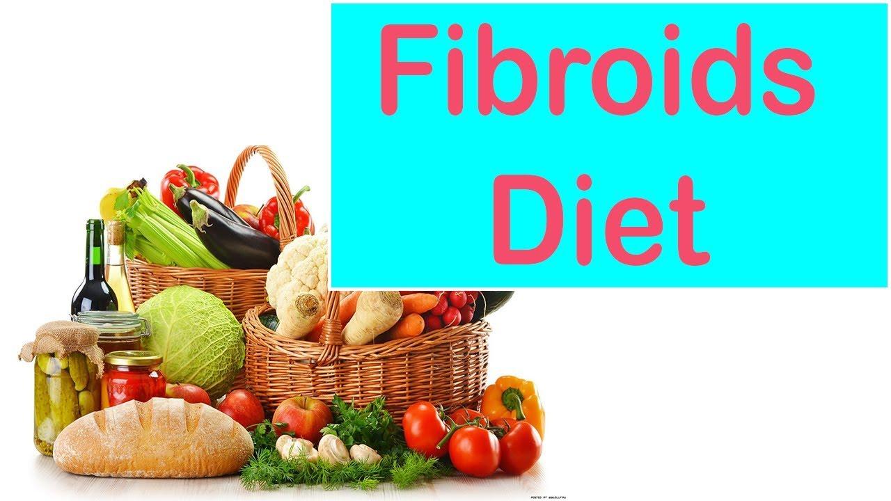 DIET PLAN TO ELIMINATE FIBROIDS