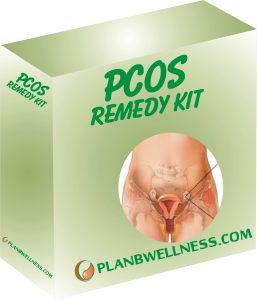 PCOS remedy kit