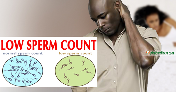 CAUSES OF LOW SPERM COUNT