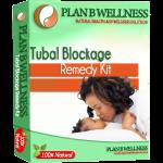 TUBAL BLOCKAGE remedy Kit