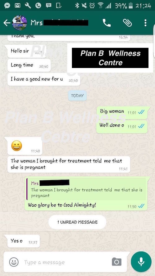 Pregnancy Testimony After A Long Time of Infertility