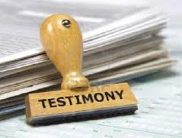 Bilateral Tubal Blockage Testimony (HSG Inside)