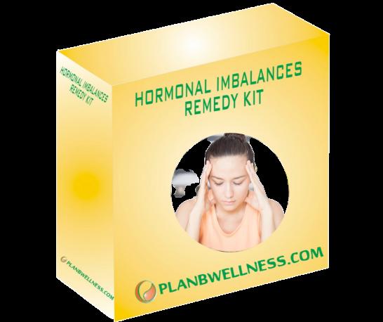 Hormone Imbalance Remedy Kit