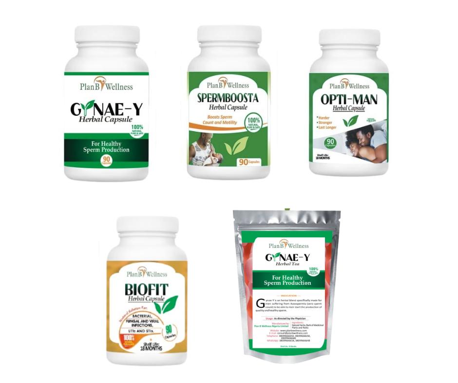 Herbal drugs for Azoosspermia