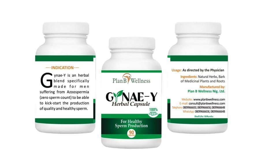 Gynae-Y Capsule for azoospermia