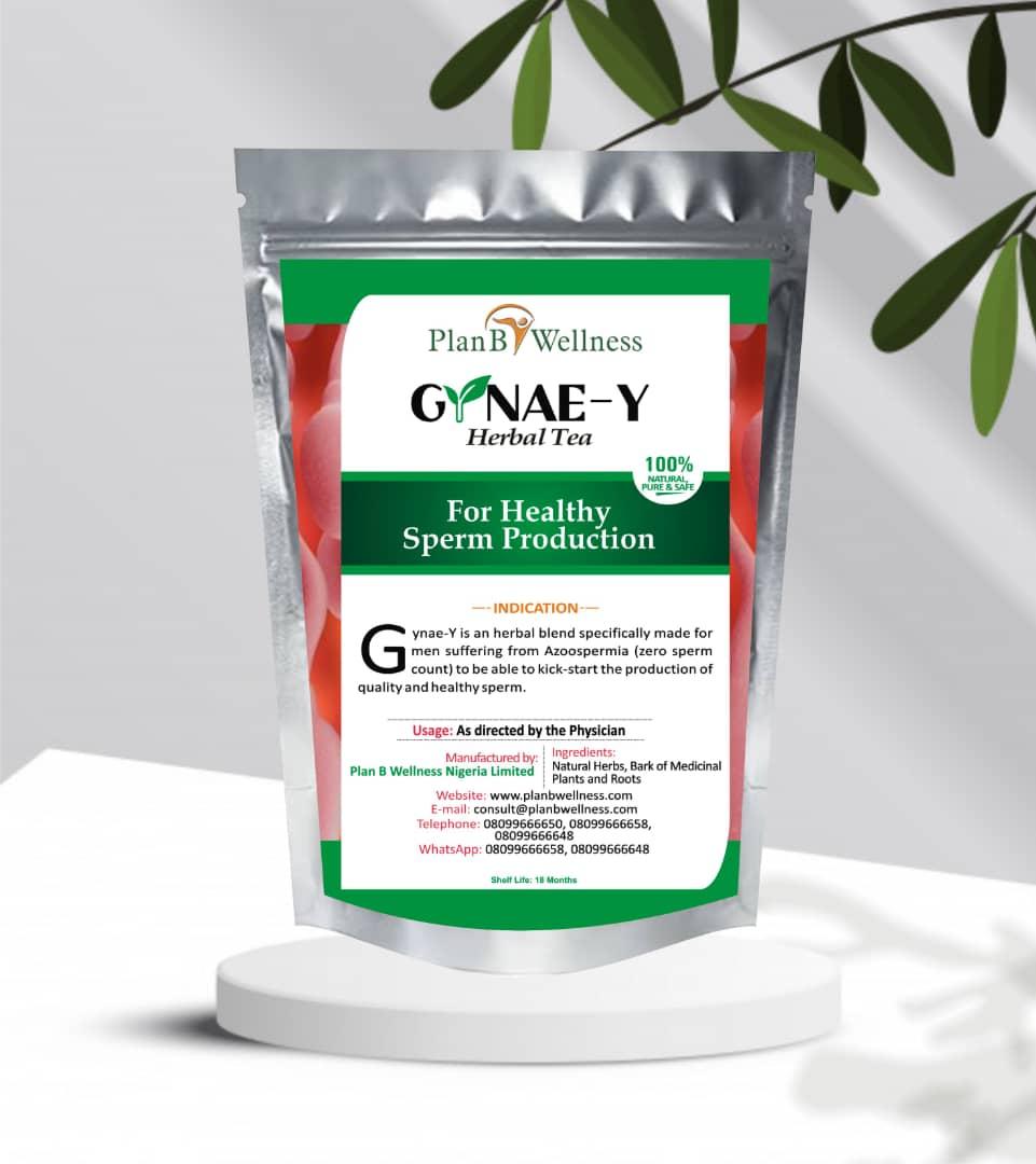 Gynae-Y Tea for Azoospermia